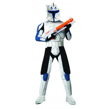 Mens Star Wars Deluxe Captain Rex Costume - HalloweenCostumes4U.com - Adult Costumes