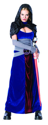 Womens Star Wars Asajj Ventress Costume - HalloweenCostumes4U.com - Adult Costumes