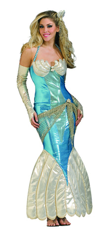 Womens Mermaid Costume - HalloweenCostumes4U.com - Adult Costumes