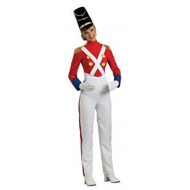 Womens Toy Soldier Costume - HalloweenCostumes4U.com - Adult Costumes
