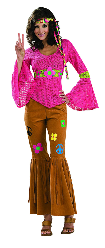 Womens Woodstock Honey Costume - HalloweenCostumes4U.com - Adult Costumes
