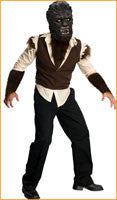 Mens Wolfman Costume - HalloweenCostumes4U.com - Adult Costumes