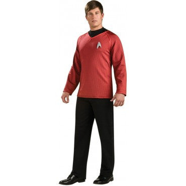 Mens Star Trek Scotty Costume - Grand Heritage Collection - HalloweenCostumes4U.com - Adult Costumes