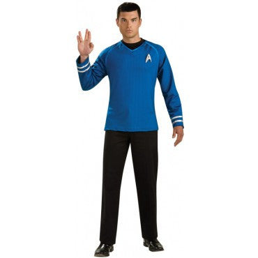 Mens Star Trek Spock Costume - Grand Heritage Collection - HalloweenCostumes4U.com - Adult Costumes