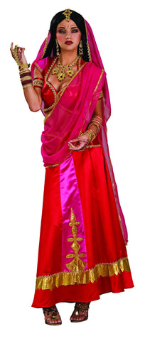 Womens Bollywood Beauty Costume - HalloweenCostumes4U.com - Adult Costumes