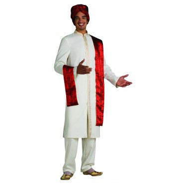 Mens Bollywood Costume - HalloweenCostumes4U.com - Adult Costumes