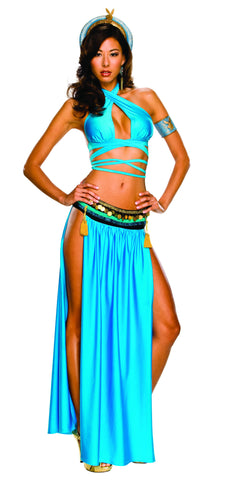 Womens/Teens Playboy Cleopatra Costume - HalloweenCostumes4U.com - Adult Costumes
