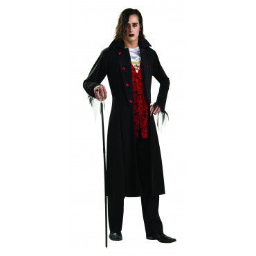 Mens Royal Vampire Costume - HalloweenCostumes4U.com - Adult Costumes