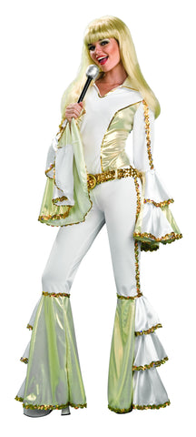 Womens Disco Queen Costume - HalloweenCostumes4U.com - Adult Costumes