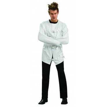 Mens Insane Asylum Costume - HalloweenCostumes4U.com - Adult Costumes
