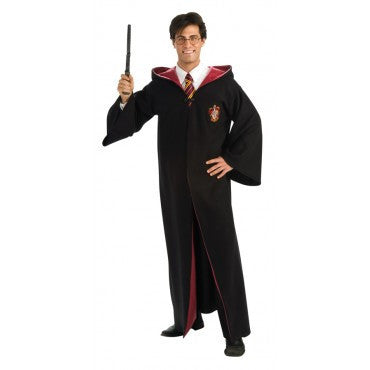 Mens Deluxe Harry Potter Robe - HalloweenCostumes4U.com - Adult Costumes