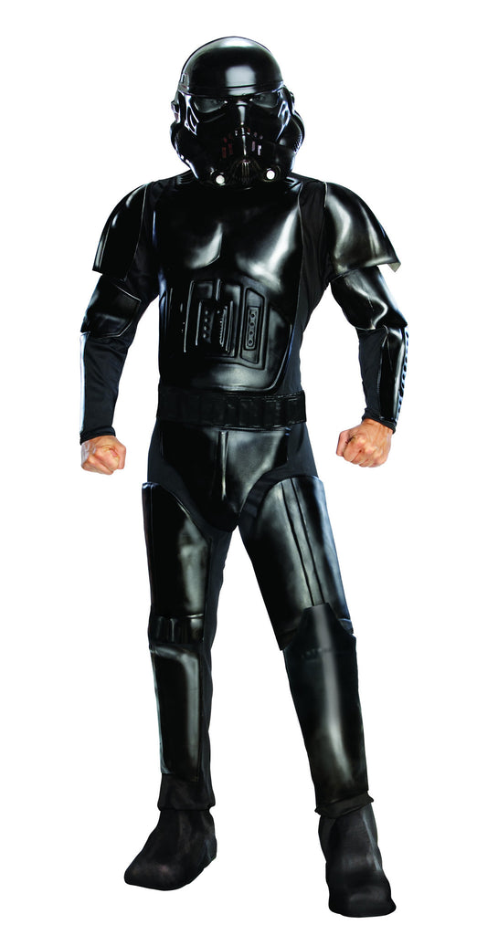 Adults Star Wars Deluxe Shadow Trooper Costume - HalloweenCostumes4U.com - Adult Costumes