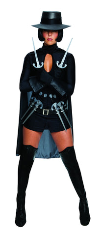 Womens/Teens V for Vendetta Costume - HalloweenCostumes4U.com - Adult Costumes