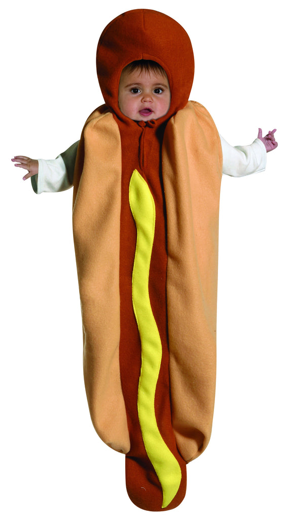 Infants Hot Dog Costume