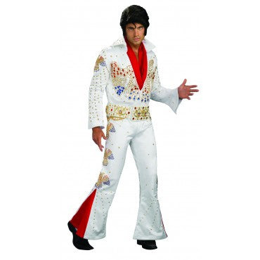Collectors Edition Elvis Presley Costume - HalloweenCostumes4U.com - Adult Costumes