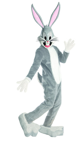 Adults Bugs Bunny Mascot/Parade Costume
