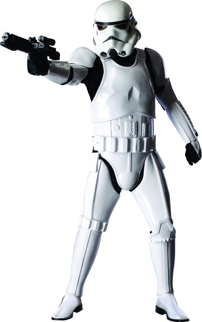 Star Wars Supreme Edition Storm Trooper Costume - HalloweenCostumes4U.com - Adult Costumes