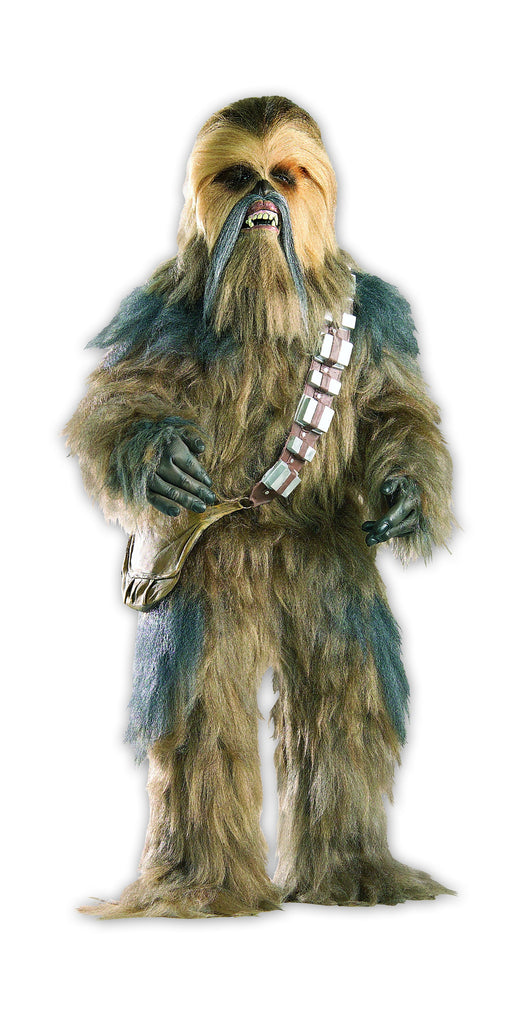 Adults Star Wars Supreme Edition Chewbacca Costume - HalloweenCostumes4U.com - Adult Costumes