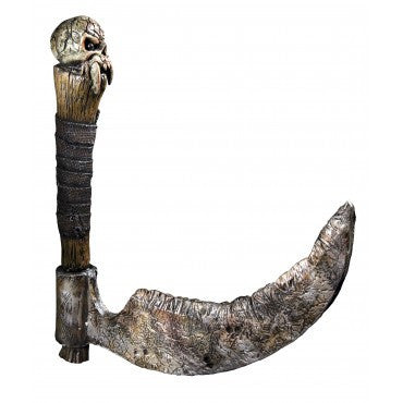 Skull Sickle - HalloweenCostumes4U.com - Accessories