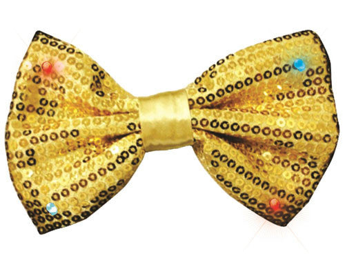 Light-Up Bow Tie - Various Colors - HalloweenCostumes4U.com - Accessories - 4