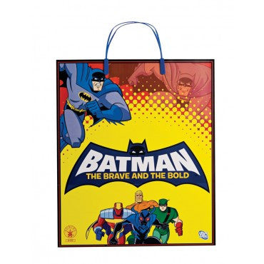 Batman The Brave & the Bold Treat Bag - HalloweenCostumes4U.com - Accessories
