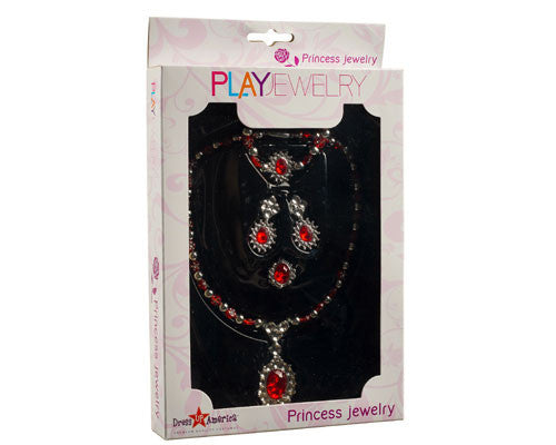 Royal Princess Jewelry Set - HalloweenCostumes4U.com - Accessories - 2