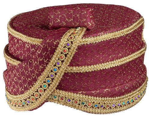 Middle Eastern Royalty Hat - HalloweenCostumes4U.com - Accessories