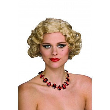 Red Ruby Necklace - HalloweenCostumes4U.com - Accessories