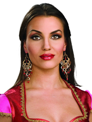 Bollywood Dangle Earrings