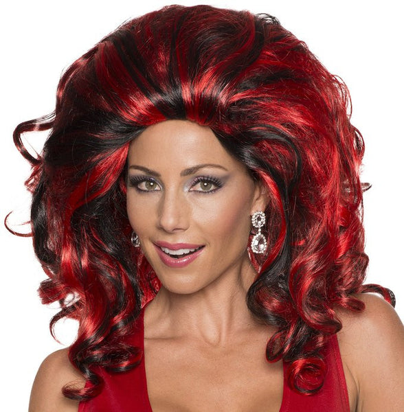 Anita Cocktail Wig - Various Colors - HalloweenCostumes4U.com - Accessories - 2