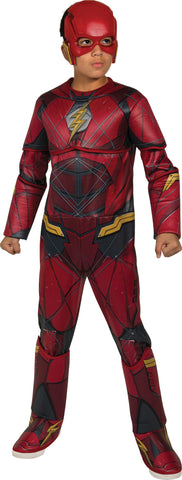 Boys Deluxe The Flash Costume - Justice League