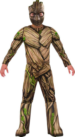 Boys Deluxe Groot Costume - Guardians of the Galaxy