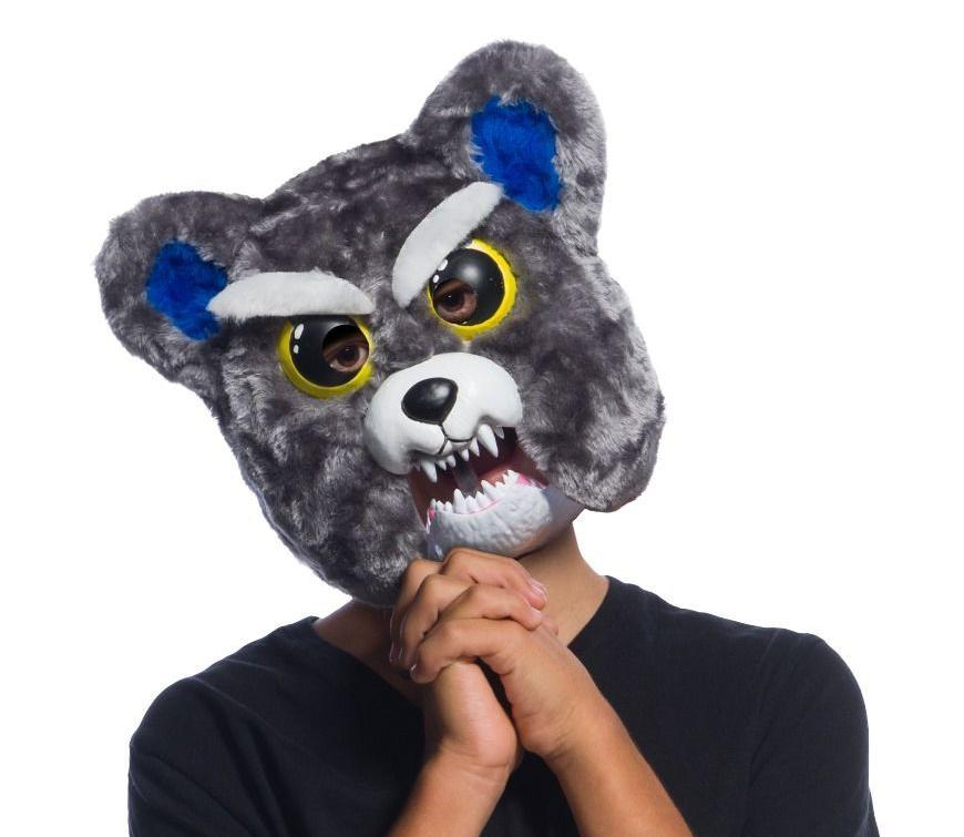 Kids Sammy Suckerpunch Mask - Feisty Pets