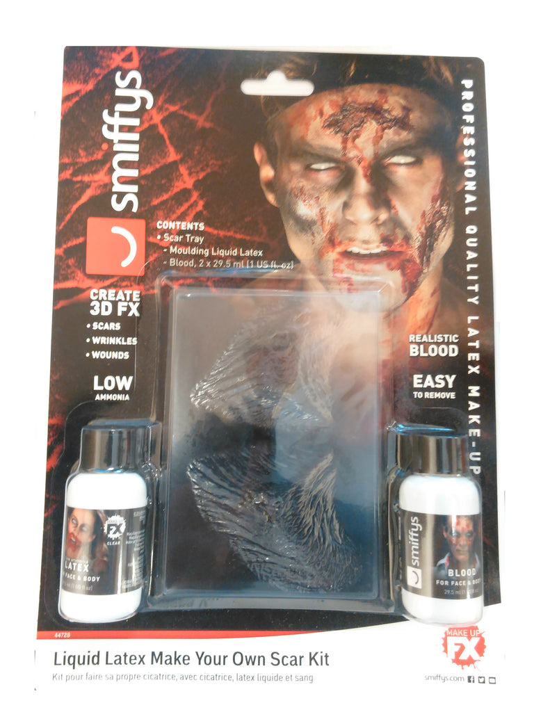 Liquid Latex Make-Your-Own-Scar Kit