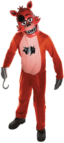 Kids Foxy the Pirate Costume - Five Nights at Freddy's