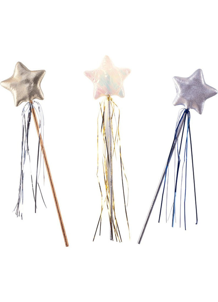 Princess Star Wand - Various Colors