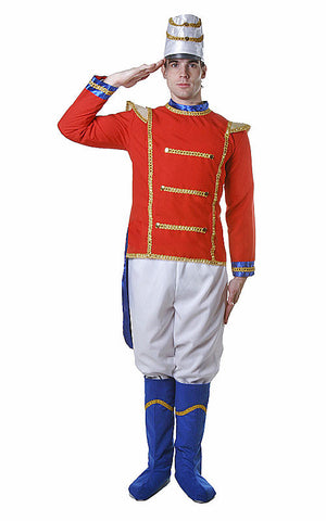 Mens Toy Soldier Costume - HalloweenCostumes4U.com - Adult Costumes