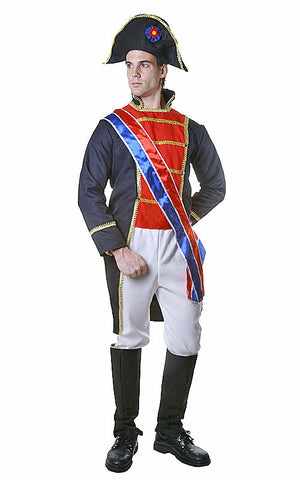 Adults Napoleon Bonaparte Costume - HalloweenCostumes4U.com - Adult Costumes - 1