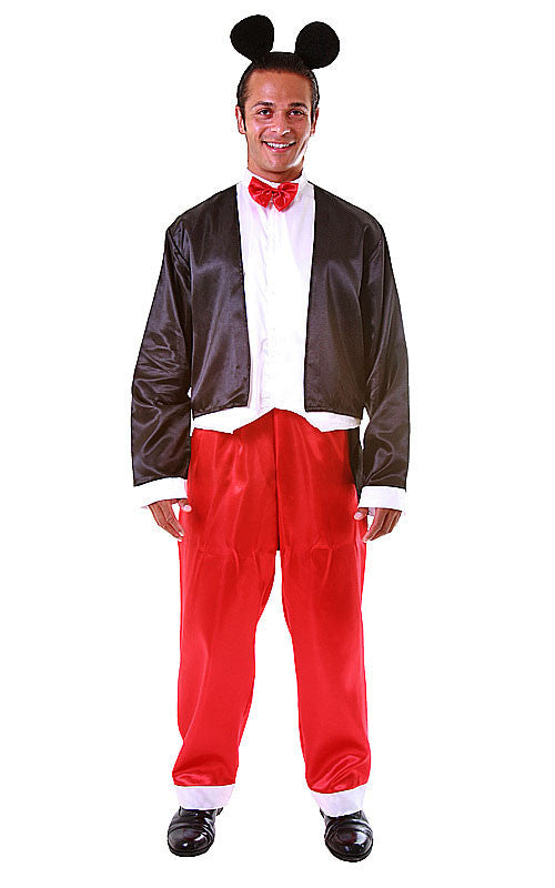 Adults Mr. Mouse Costume - HalloweenCostumes4U.com - Adult Costumes