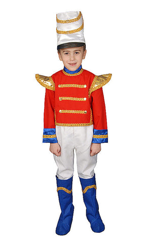 Kids Toy Soldier Costume - HalloweenCostumes4U.com - Kids Costumes