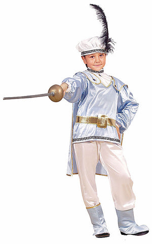 Boys Prince Charming Costume - HalloweenCostumes4U.com - Kids Costumes