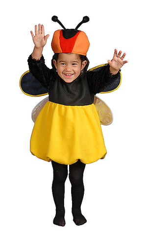 Girls Firefly Costume - HalloweenCostumes4U.com - Kids Costumes