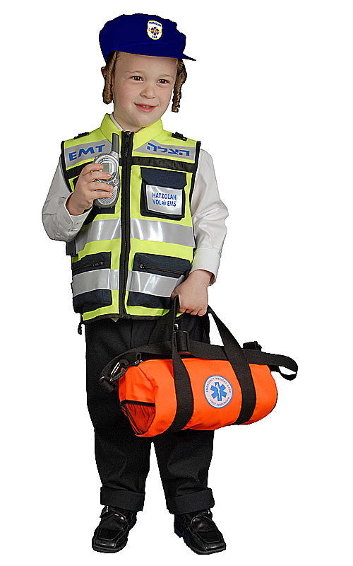 Adults Hatzolah Vest - HalloweenCostumes4U.com - Adult Costumes