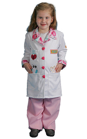 Girls Veterinarian Costume - HalloweenCostumes4U.com - Kids Costumes
