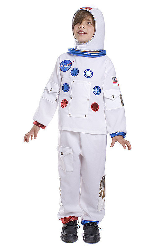 Kids/Toddlers NASA Astronaut Costume - HalloweenCostumes4U.com - Kids Costumes