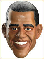 Obama Masks President Barack Obama Mask - HalloweenCostumes4U.com - Accessories