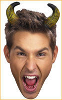 Devil Horns Halloween Costume Devil Horns - HalloweenCostumes4U.com - Accessories