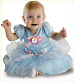 Baby's Cinderella Halloween Costumes - HalloweenCostumes4U.com - Infant & Toddler Costumes