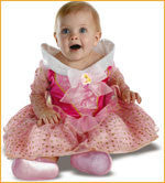 Baby Sleeping Beauty Princess Costumes