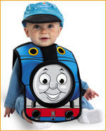 Baby Thomas the Tank Engine Costume - HalloweenCostumes4U.com - Infant & Toddler Costumes